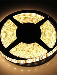 cheap -ZDM™ Waterproof 5M 72W 300*5050 SMD 4800LM  Warm White Light LED Strip Lamp(DC12V)