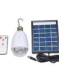 cheap -2W 22-LED Remote Control Solar Lighting System Mobile Phone Charge USB Output