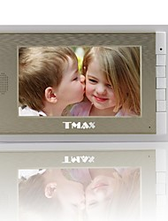 "abordables -tmax® 7 ""lcd fotografiar videoportero con cámara de visión nocturna 500TVL"