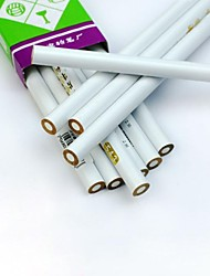 10PCS Professional White Nail Art Dotting Pen (Pencil) til manicure Rhinestones Dekorationer