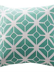 povoljno -1 kom Pamuk Jastuk s punjenjem Navlaka za jastuk, Geometrijski oblici Modern/Comtemporary