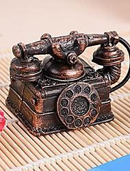 Недорогие -Enkay стиле ретро музыкальная шкатулка игрушка для подарка или украшения (Радом шаблон)
