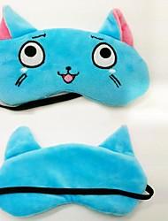 billige -Maske Inspireret af Eventyr Cosplay Anime Cosplay Tilbehør Maske Polarfleece Herre Dame nyt