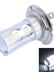 Недорогие -H7 Лампы 50W Cree 10 Противотуманные фары / Налобный фонарь Назначение