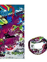Недорогие -KORAMAN Повязки от пота nek slobkousen Весна Лето Осень С защитой от ветра Ультрафиолетовая устойчивость Пригодно для носки Дышащий