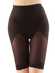 Недорогие -женщины высокой талии похудения шорты фирма контроля органа Shaper брюки трусики для похудения талии живота сжигать жир черных ny012
