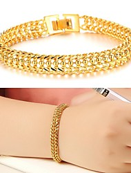 cheap -Creative Valentine's Day  Plating Ms 18 K Gold Bracelet Gifts