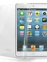 High Quality Transparent Protection Hard Case for iPad mini 3, iPad mini 2, iPad mini