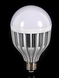 2880-3240 lm E26/E27 LEDボール型電球 G125 72 LEDの SMD 5730 温白色 AC 220-240V