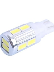 cheap -SO.K 1 Piece T10 Light Bulbs 4W SMD 5630 10 Turn Signal Light For universal