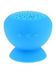cheap -Outdoor Shower waterproof water resistant Mini Portable Wireless bluetooth speaker Yellow Red Green Pink Light Blue