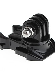 cheap -Accessories Mount / Holder High Quality For Action Camera Gopro 6 Gopro 5 Gopro 2 Sports DV ABS