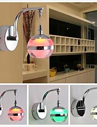 povoljno -Modern/Comtemporary Zidne svjetiljke Za zidna svjetiljka 90-240V 3W