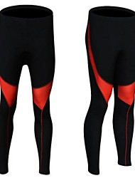 Realtoo Men's Women's Unisex Quick Dry Breathable Tights Pants / Trousers Bottoms for Cycling/Bike Spandex Polyester M L XL XXL XXXL