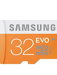 abordables -SAMSUNG 32Go TF carte Micro SD Card carte mémoire UHS-I U1 Class10 EVO