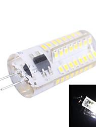 cheap -G4 3W 180LM 7000K 64x3014 White LED Light Bulb(AC 200-240V/AC 100-120V)
