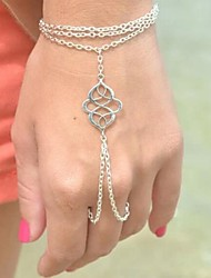 cheap -Women's Fashion Bohemian Style Hollow Out Even the Refers to the Bracelet