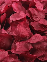 1 Bag Silk And Cloth Simulation Flower Petals Home Decoration