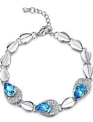 CS корейский стиль моды блеск кристаллов браслет