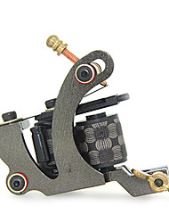 cheap -1Pc Carbon Steel Coil Tattoo Machine for Liner