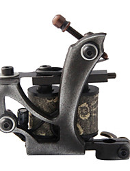 cheap -1Pc Carbon Steel Coil Tattoo Machine for Liner and Shader