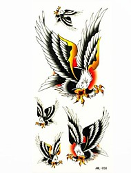 cheap -Waterproof Glede Temporary Tattoo Sticker Tattoos Sample Mold for Body Art(18.5cm*8.5cm)