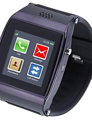 """1.55 """"touch screen telefono orologio intelligente Aoluguya s11 con anti-perso pedometro bluetooth (colori assortiti)"""