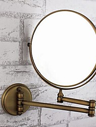 cheap -Bathroom Gadget Adjustable Fit Antique Brass / Glass 1 pc - Mirror Shower Accessories