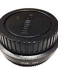 md-eos adaptador de lente minolta md newyi w foco fundo infinito para Canon EOS 60D 50d 600d 550d rebelde T3i