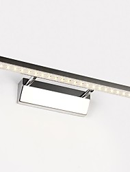 AC 100-240 5W LED Integrated Modern/Contemporary Electroplated Feature for LED,Downlight Bathroom Lighting Wall Light