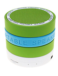 cheap -Hi-Fi S09 MP3 Function Mini Bluetooth Speaker with TF Port for Phone/Laptop/Tablet PC(Assorted Color)