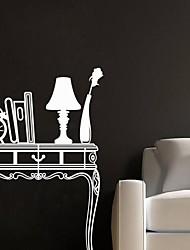 jiubai®現代の机の部屋の装飾壁のステッカー壁デカール