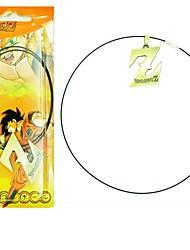 billiga -Smycken Inspirerad av Dragon Ball Cosplay Animé Cosplay Accessoarer Halsband Silver Legering Man / Kvinna