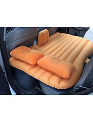 LEBOSH car air bed rear mattress thickening Oxford cloth orange