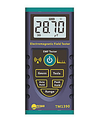 baratos -doméstico emf tester medidor de radiação eletromagnética radiação digitais dectector tm1390