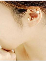 abordables -Femme Poignets oreille Mode Perle Alliage Bijoux Mariage Soirée Quotidien Décontracté Bijoux de fantaisie