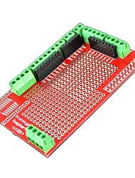 abordables -escudo prototipo para pi frambuesa prototipo frambuesa tarjeta de expansión pastel Raspi