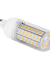 economico -G9 LED a pannocchia T 56 leds SMD 5730 Bianco caldo 1200lm 3000-3500K AC 220-240V