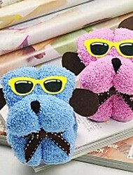 cheap -Bathroom Gadget Multi-function Eco-friendly Gift Novelty Creative Cute Textile Fiber 1pc