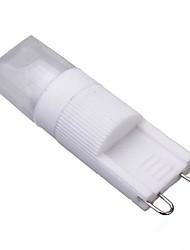 YWXLIGHT® 2W 150-200 lm G9 Lâmpadas Espiga T 1 leds COB Regulável Branco Quente Branco Frio AC 220-240V