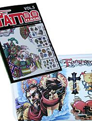 abordables -signe distinctif livre de modèle de tatouage