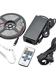 cheap -90W 7500LM 300x5630 SMD LED Warm White Light LED Strip Light Kits(DC 12V)
