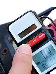 Ciclismo/Moto Computador de BicicletaCronómetro Prova-de-Água Relógio Apresentação da Temperatura AV - Velocidade Média Definir (km / m)