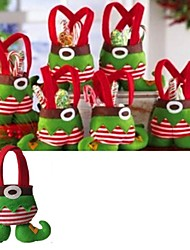 cheap -Overalls Candy Bag Gift Bag Christmas Decoration Party Supply