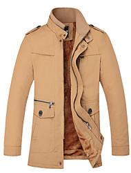 c&k jaqueta moda masculina