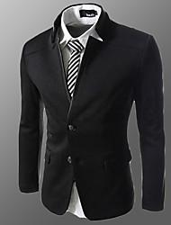 cheap -REVERIE UOMO Korean Style Slim dress Man's Tops