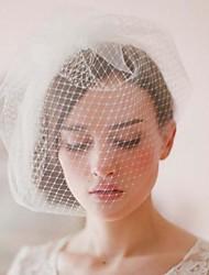 cheap -MUTU High Quality Gauze Bride Wedding Veils