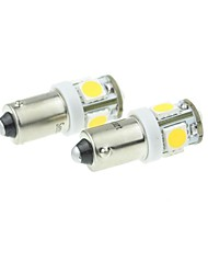 cheap -SO.K BA9S Light Bulbs W High Performance LED SMD LED 160-180lm lm Turn Signal Light Foruniversal