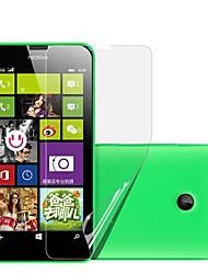 High-Definition-Display-Schutz für Nokia Lumia 630/635