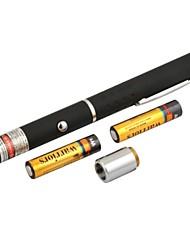 Acciaio INOX + ABS Alta qualità Puntatore laser